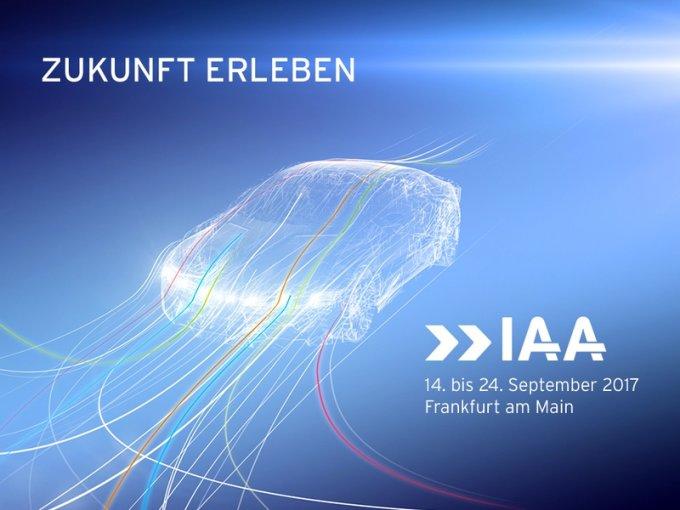 IAA 2017: Самые ожидаемые премьеры Франкфурта
