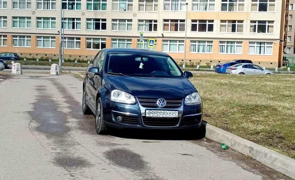 Секонд-тест Volkswagen Jetta: Спокойствие, только спокойствие!