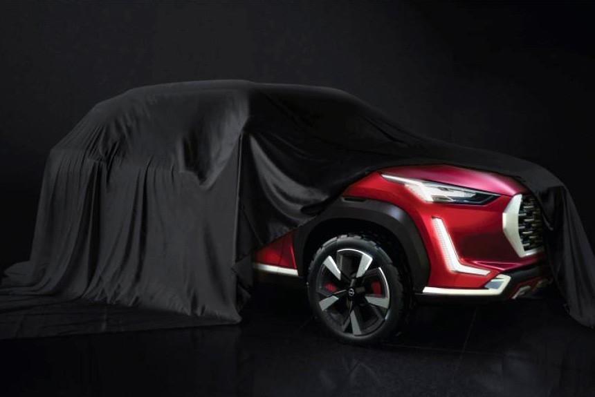 Кроссовер Nissan Magnite станет наследником марки Datsun