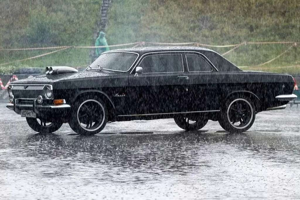О таком сотрудники КГБ не могли и мечтать: «Догонялка» в кузове купе и закисью азота