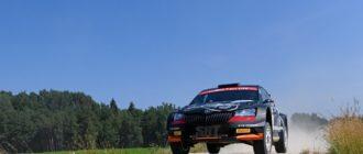 Посетите Эстонию: Лукьянюк и Федоров выводят Skoda на трассы чемпионата мира