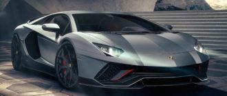 Lamborghini Aventador LP 780-4 Ultimae: прощальная версия суперкара и мотора V12