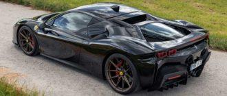 Тюнеры из ателье Novitec доработали супергибрид Ferrari SF90 Stradale