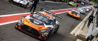 Константин Терещенко выйдет на старт гонок GT World Challenge Europe Sprint Cup в Великобритании