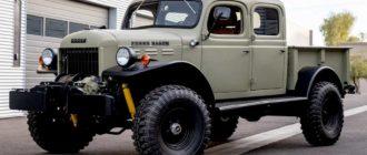 Dodge Power Wagon 1949 с современной «начинкой» ушел с молотка за ₽10,4 млн