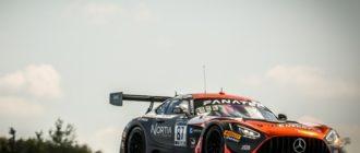 Константин Терещенко завершит сезон GT World Challenge Europe Sprint Cup этапом в Испании