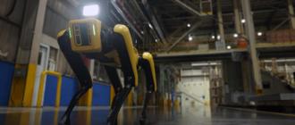 На заводе Kia будут работать роботы-псы Boston Dynamics