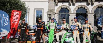 Ралли в Португалии: третий подиум Лукьянюка
