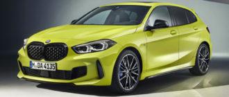 Хот-хэтч BMW M135i стал более драйверским