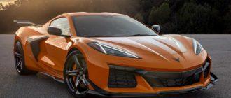 Представлен 670-сильный Corvette Z06 нового поколения: 2,8 секунды до сотни