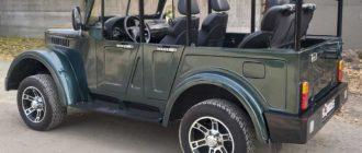 За самодельный ГАЗ-69 собранный из разных комплектующих просят 6 млн рублей